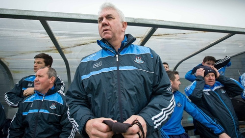 Ger Cunningham is keen to make the most out of the Walsh Cup