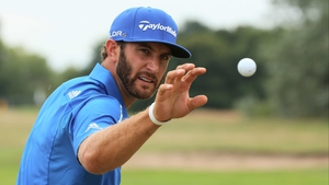 Dustin Johnson: 'I have issues but that's not the issue'