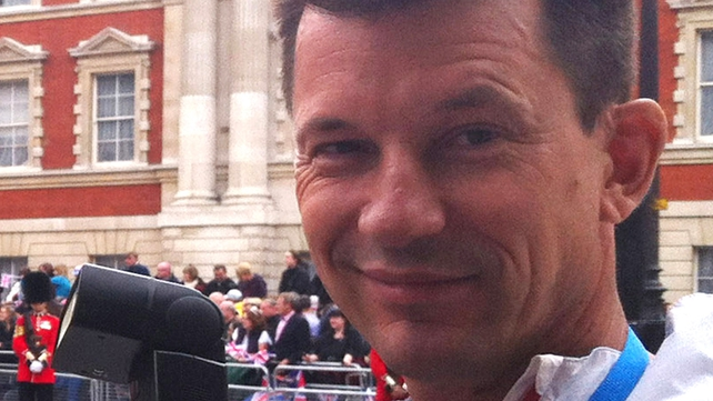 John Cantlie was kidnapped along with journalist James Foley in November 2012 in Syria while covering the war there