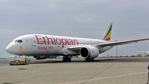 The African carrier is the only airline flying direct between Dublin and Los Angeles