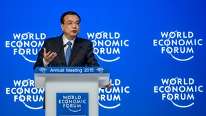 Mr Li said the Chinese economy will continue to feel downward pressure this year