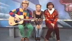 Trevor and Simon with Kylie