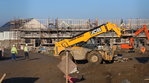 The Govt aims to hit a target of building 25,000 new homes every year by 2020