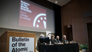 First shift in Doomsday Clock in three years