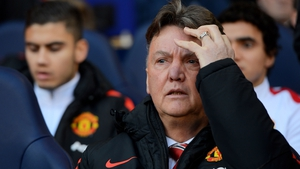 Louis van Gaal is keen to stick with the 3-5-2 formation