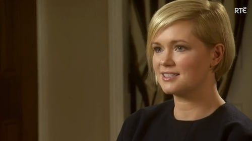 Cecelia Ahern - Gay Byrne's guest on Sunday January 25 on RTÉ One at 10:30pm