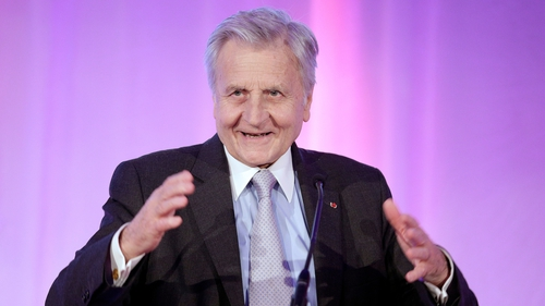 Jean-Claude Trichet has said he will not appear before the banking inquiry