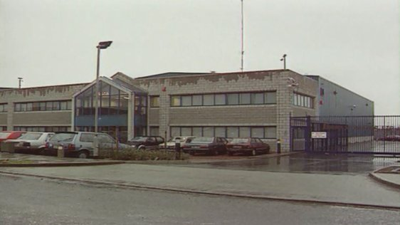 Brinks Allied Depot in Santry, Dublin