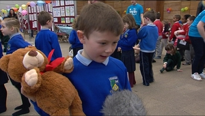 Over 1,500 sick teddy bears, suffering from an imaginative range ailments were at the event
