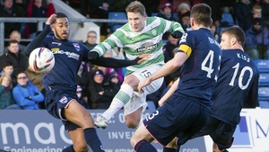 Kris Commons scored the only goal of the game