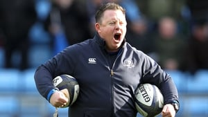 Matt O'Connor said Leinster were lucky to hold on at the end