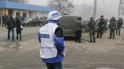 OSCE, the pan-European security group, is charged with observing the conflict in Ukraine