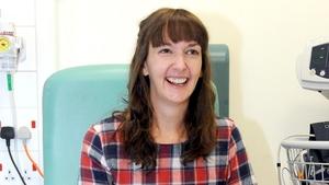 Pauline Cafferkey says she is 'happy to be alive'