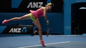 After a meteoric rise up the rankings, Eugenie Bouchard has slumped from number five in the world to number 38 in the last year