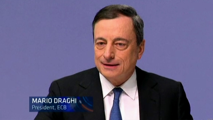 Greece and QE top agenda of ECB meeting