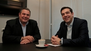 Panos Kammenos and Alexis Tsipras have agreed to form a coalition government
