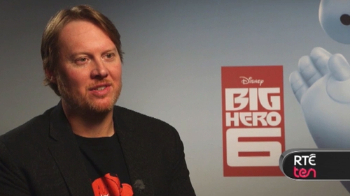 Don Hall - Co-directed Big Hero 6 with his friend Chris Williams. And yes, they're still pals