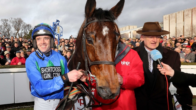 Swan expects Walsh to pick Faugheen for Cheltenham