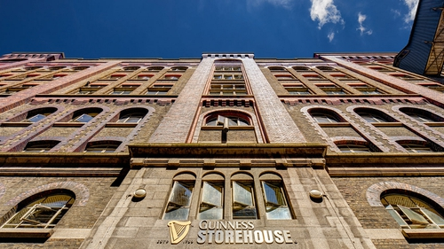 Since first opening its doors to the public in 2000, the Guinness Storehouse has welcomed over 19 million visitors