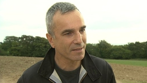 Daniel Day-Lewis is a patron of the Wicklow Hospice Foundation