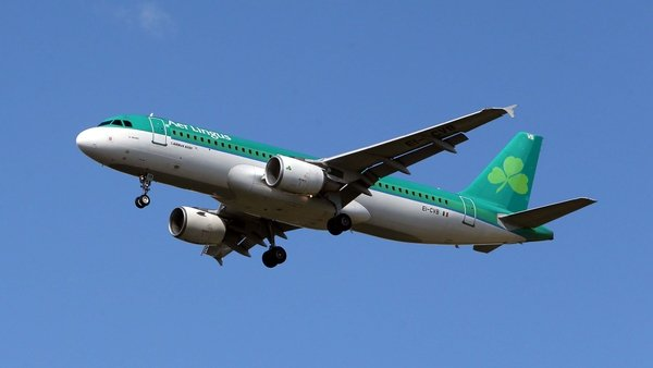 Aer Lingus passenger numbers surpassed 11 million for the first time last year
