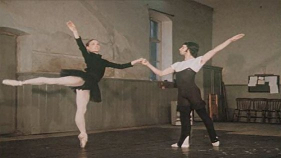 Joanna Banks and Ballet Partner, Irish Ballet Company