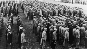 Buchenwald camp in Germany was one of the biggest concentration camps