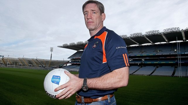 Kieran McGeeney: Managers aren't enemy number one