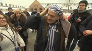 RTÉ News: 70 years since the liberation of Auschwitz