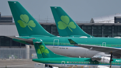 Aer Lingus said it was considering a bid of €2.55 per share