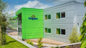 Co Cavan-based Kingspan's trading profits rosee 33% to €340.9m on the back of a 12% rise in revenues to €3.1 billion