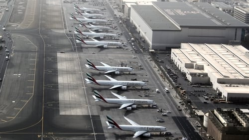 Traffic at the Dubai International airport increased by 6.1% last year