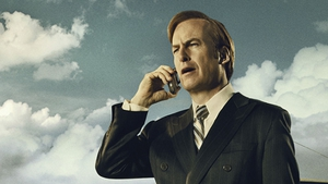 Bob Odenkirk in the last series was descending into the character Saul Goodman