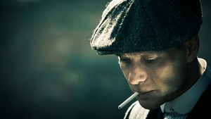 Cillian Murphy in Peaky Blinders which returns May 5