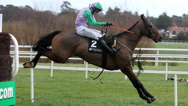 Cyclone to prep for Cheltenham in Tied Cottage
