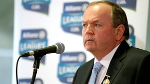 Liam O'Neill was president of the GAA from 2012-2015