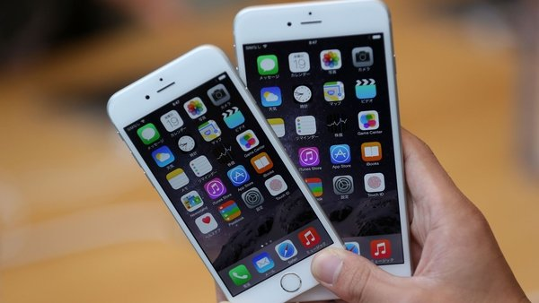 Apple said demand for its iPhone 6S Plus exceeded its forecasts for the pre-order period