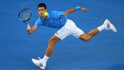 Novak Djokovic won a remarkable 94% of points on his sorties to the net