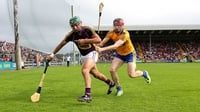 Keith Rossiter calls time on Wexford hurling