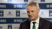 Joe Schmidt was speaking at the RBS 6 Nations launch in London today