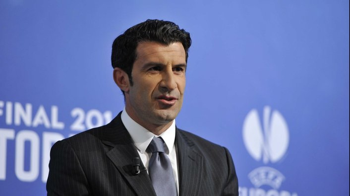 Luis Figo withdraws from FIFA presidential elections