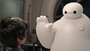 Mixes superhero and sentiment and leaves you hankering to hug or hang out with a giant inflatable medical robot called Baymax