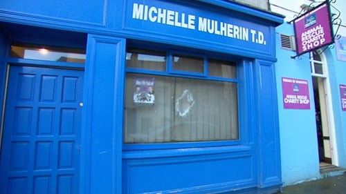 €23,000 worth of damage was caused to then FG TD Michelle Mulherin's office in Castlebar in 2015