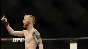 Paddy Holohan is 3-1 in the UFC