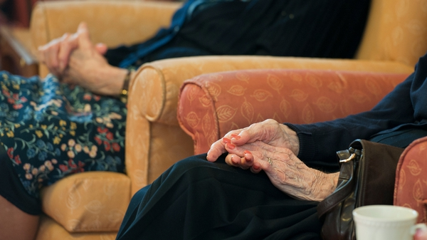 Nursing Homes Ireland's CEO said the issue of PPE is critical (File picture)