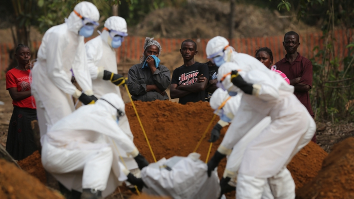 Charities criticise response to Ebola outbreak
