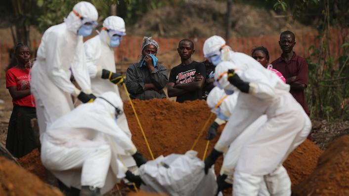 Ebola vaccine trials due to get underway in Sierra Leone