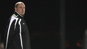 Eddie Gormley will manage Cabinteely