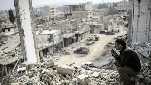 The Syrian conflict has claimed the lives of more than 240,000 people