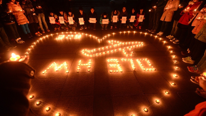 One year on - the search for missing flight MH370 continues